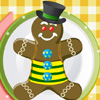 Cute Gingerbread Man