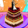 Marry Me Wedding Cake Decoration