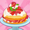 Strawberry Short Cak ..