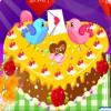 Tasty Valentine Cake